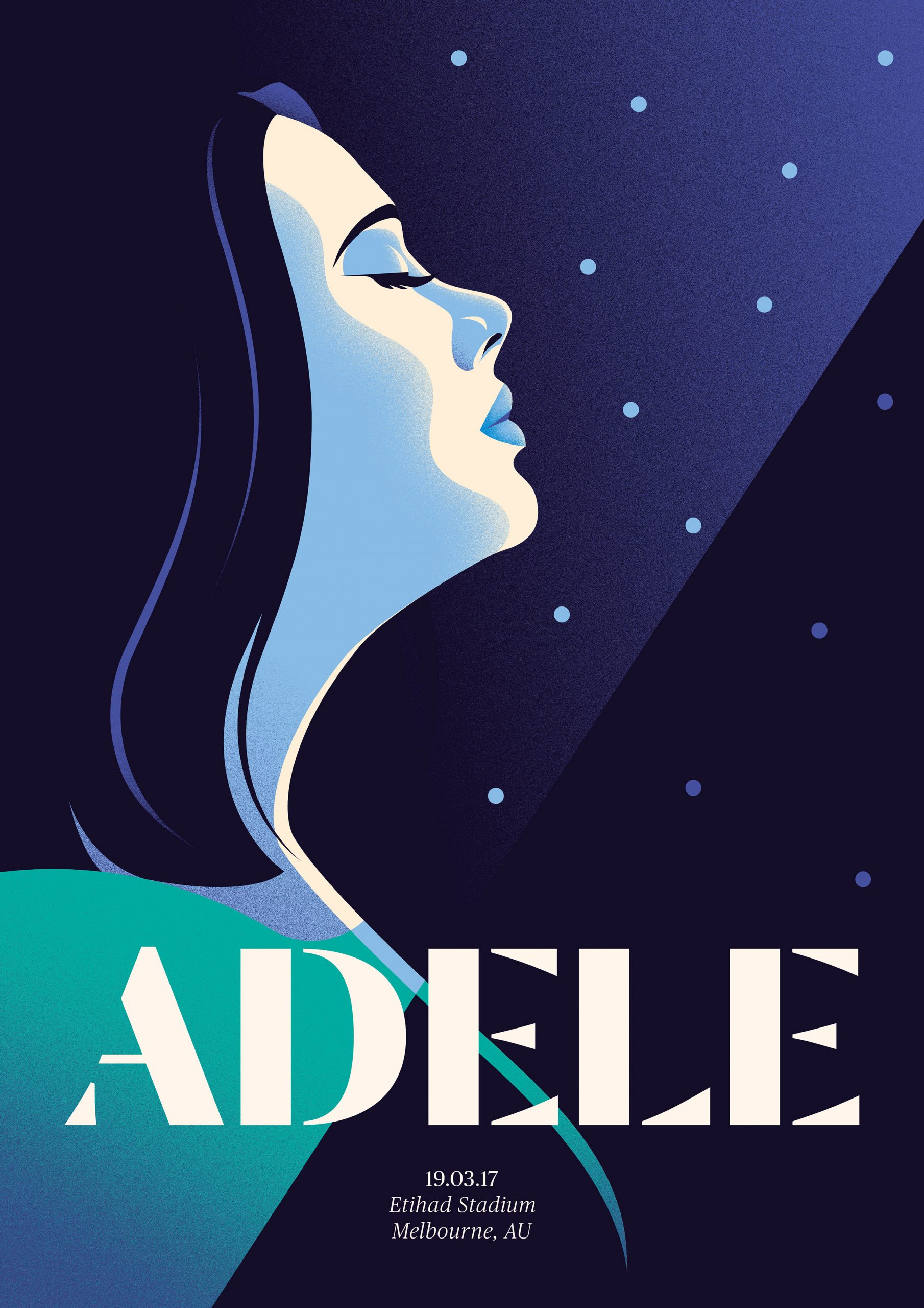 Adele Event Posters